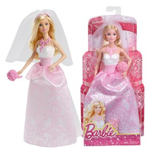 2015 Barbie Bride
