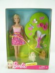 2015 Barbie Doggie Park Play Set n
