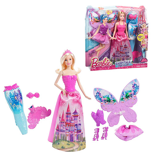 2015 Barbie Fairytale Gift Set