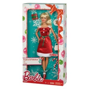2015 Barbie Festive & Fabulous Doll