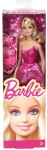 2015 Barbie Glitz Doll in Pink Party Dress n