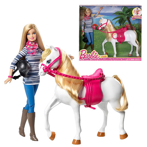 2015 Barbie Horse Doll