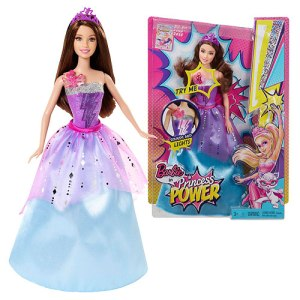 2015 Barbie in Princess Power Corinne Doll