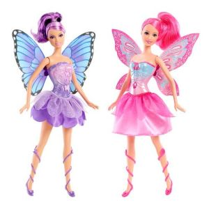 2015 Barbie Mariposa and the Fairy Princess Co-Star Doll