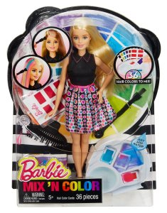 2015 Barbie Mix and Colar Doll