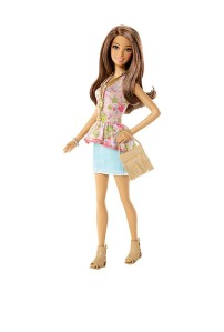 2015 Barbie® Fashionistas® Doll - Teresa