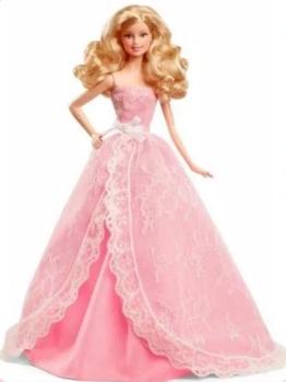 2015 Birthday Wishes Barbie #3 f2