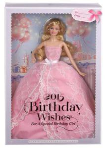 2015 Birthday Wishes Barbie #3