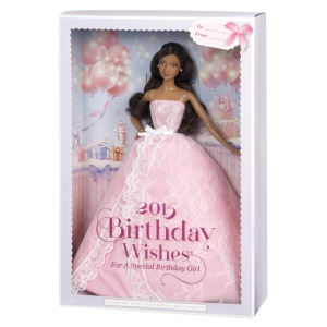2015 Birthday Wishes® Doll - African American n