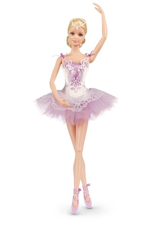 2015 CGK90_01 Ballet Wishes® Barbie® Doll