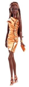 2015 City Shine™ Barbie® Doll - Bronze Dress