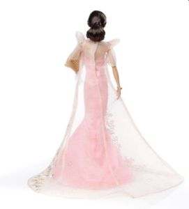2015 Mutya™Barbie® Doll. back
