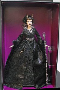 2015 Queen of the Dark Forest™ Barbie® Doll. n