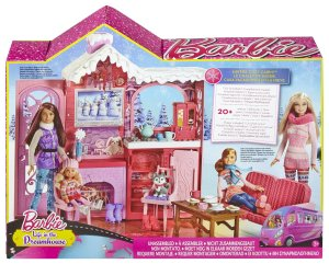 2015  Snow Fun - Barbie Chalet