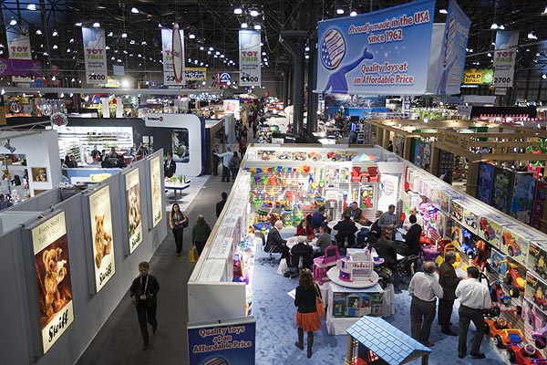 2015 Toy Fair New York