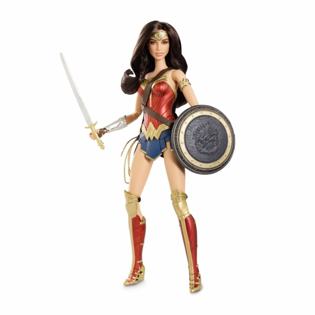 2015 Wonder Woman Barbie