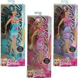 3 h barbie dolls