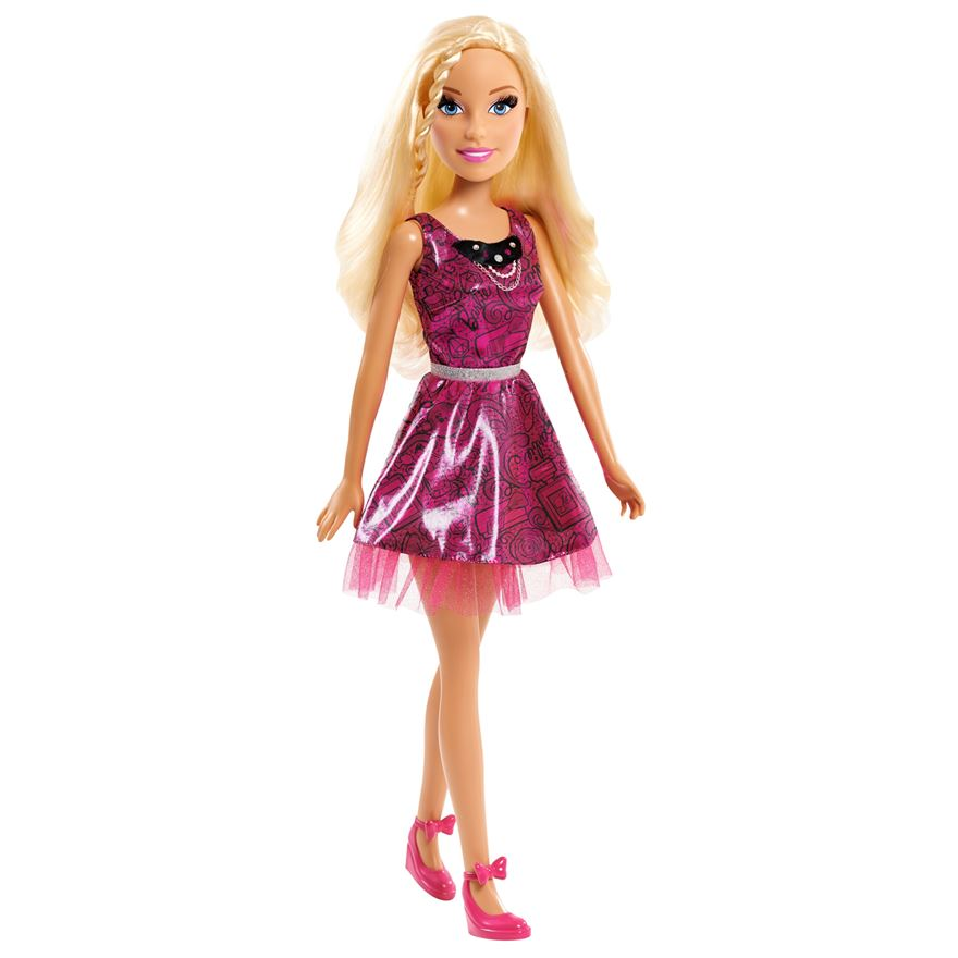 72cm Barbie Doll1 | Barbie Doll, friends and family ...