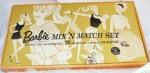 857`MIX N MATCH Gift Set~BarbieBubbleCut~Brunette~NRFB~box