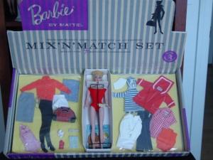 857`MIX N MATCH Gift Set`No.5BlondeBarbie