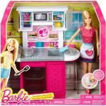 Barbie and Kitchen nrfb