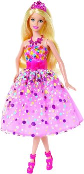 Barbie Birthday Doll f