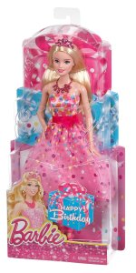 Barbie Birthday Doll