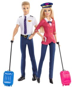 Barbie Careers Barbie and Ken Doll Giftset