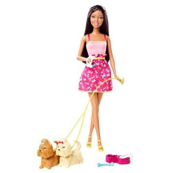 Barbie Doggie Park Play Set aa