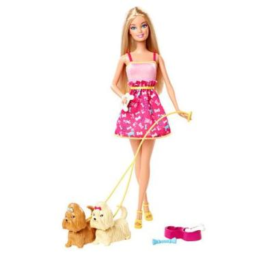 Barbie Doggie Park Play Set