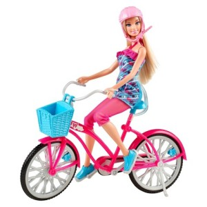 Barbie Fab Life Doll and Bike Playset