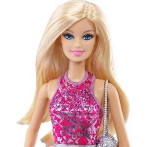 Barbie Fashion Activity Gift Set face