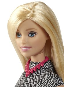 Barbie Fashionistas CLN59 face