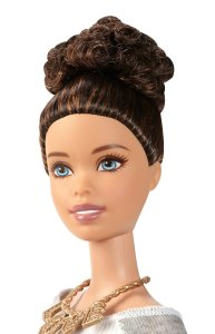 Barbie Fashionistas Doll face