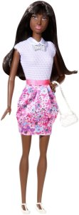 Barbie Fashionistas Party Glam Doll 5 African American d