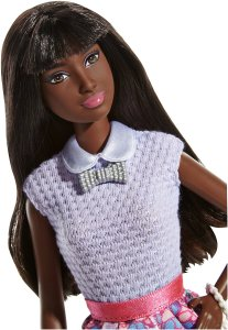 Barbie Fashionistas Party Glam Doll 5 African American