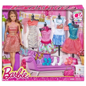 Barbie Fashions Teresa Doll Giftset n - kopie