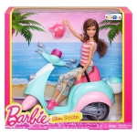 Barbie - Glam Scooter with Teresa doll n