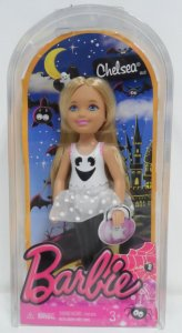 Barbie Halloween Doll - Chelsea in Ghost Costume