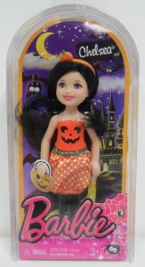Barbie Halloween Doll - Chelsea in Pumpkin Costume