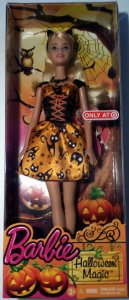 Barbie Halloween Magic Target