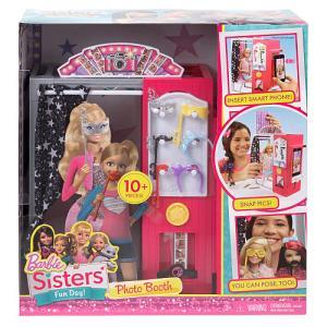 Barbie Kiosk Photo Booth