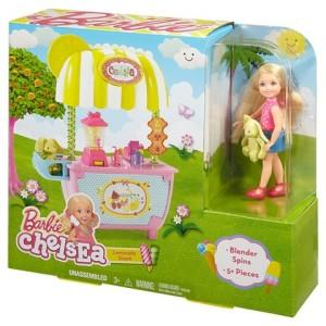 Barbie Lemonade Stand Chelsea Doll Giftset nrfb
