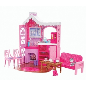 Barbie Life in the Dreamhouse Barbie Chalet