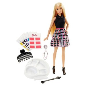 Barbie Mix and Colar Doll