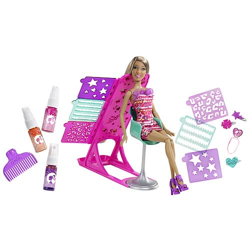 Barbie Nikki Color and Design Doll