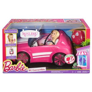 Barbie RC Convertible Malibu Avenue nrfb
