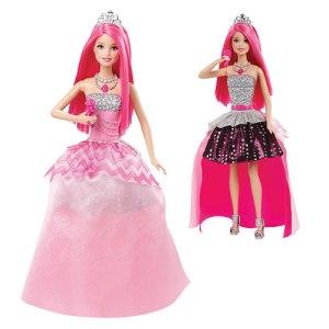 Barbie Rock 'n Royals Courtney Doll