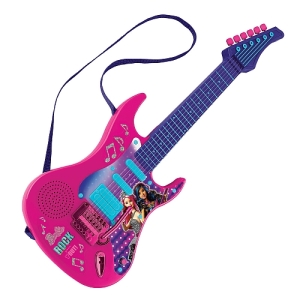 Barbie - Rock 'n Royals Guitar f - kopie