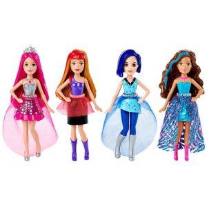 Barbie Rock 'n Royals Mini-Doll Case